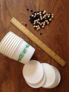 Tools for bean algebra manipulatives