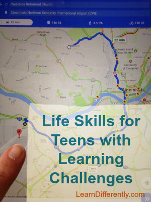 Life Skills for Teens with Learning Challenges