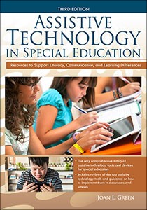 Joan's book on assistive tech