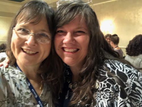 Melanie Young and Kathy Kuhl: authors, speakers, homeschoolers of kids with learning challenges.