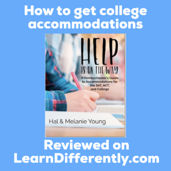 accommodations for students with learning disabilities in college
