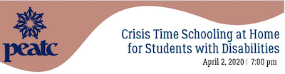 Parent Educational Advocacy Training Center hosts webinar