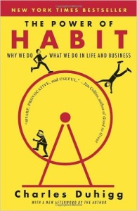 Power of Habit by Charles Duhigg