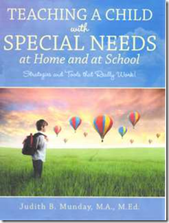 Teaching a Child with Special Needs by Judi Munday