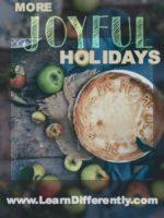 more joyful holidays