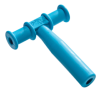 A chew tube