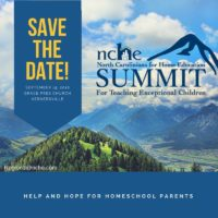 Summit on teaching exceptional children, Sept. 15, Kernersville NC