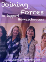 Joining Forces to Support Homeschoolers